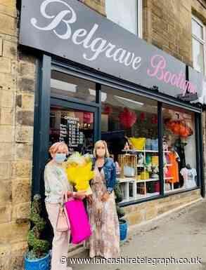 Darwen: Belgrave Bootique reopens at Railway Road premises