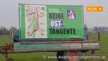 Abgespeckte Augsburger Osttangente: Auch die neuen Pläne sorgen für Kritik
