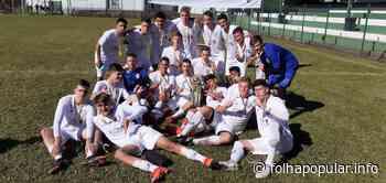 Juventus/Ivo10 fatura título da Copa Serrana Sub-17 - Folha Popular