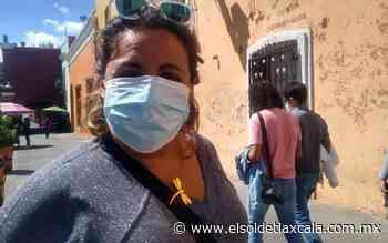 """Pese a pandemia salimos a votar"" - El Sol de Tlaxcala"