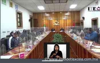Concluyó en el ITE cómputo de votos - El Sol de Tlaxcala