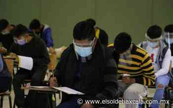 Buscan ingresar 365 estudiantes al IPN, campus Tlaxcala - El Sol de Tlaxcala