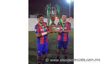 Celebran finales ligas de futbol 7 - El Sol de Tlaxcala