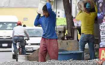 Registra Tlaxcala tasa alta de trabajo infantil - El Sol de Tlaxcala