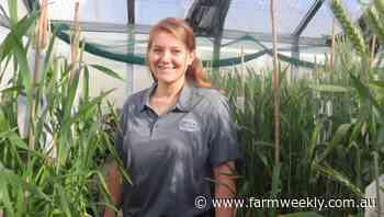 Go-getter has a fascination with agriculture