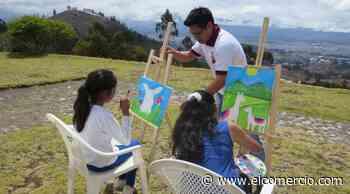 El Centro de Turismo Comunitario Pucara Tambo ofrece cursos para niños - El Comercio - El Comercio (Ecuador)