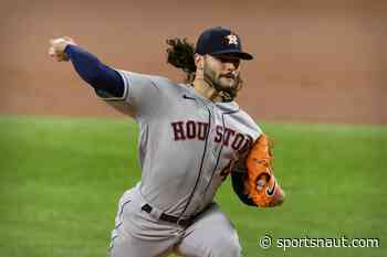 Houston Astros pitcher Lance McCullers rejoining rotation Tuesday - Sportsnaut