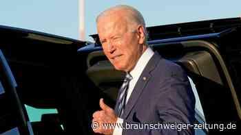 G7-Treffen in Cornwall: Biden schmiedet Allianz gegen China