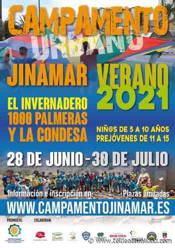Campamento de verano en el Valle de Jinámar (Telde) - TeldeActualidad.com