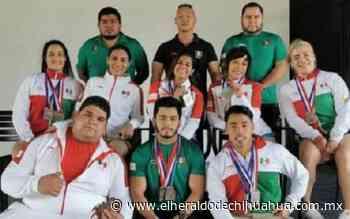 Quisia inicia campamento en el Centro Deportivo Olímpico Mexicano - El Heraldo de Chihuahua