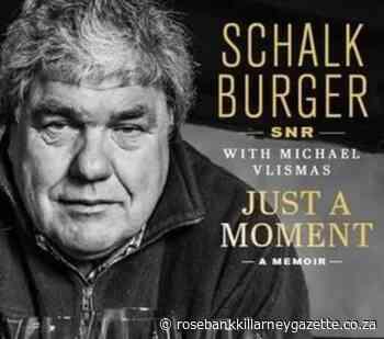 Book Review: Schalk Burger memoir – new on the book shelves - Rosebank Killarney Gazette