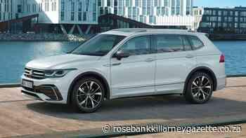 Facelifted VW Tiguan Allspace unveiled as a seven seater bruiser - Rosebank Killarney Gazette