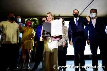 MARU CAMPOS GARANTIZA RESULTADOS DESDE EL PRIMER DIA - El Monitor de Parral