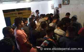 Rescatan en Juárez a 249 migrantes secuestrados - El Sol de Parral