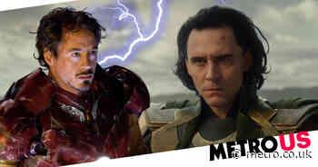 Loki: Marvel director reveals reference to Robert Downey Jr's Iron Man - Metro.co.uk