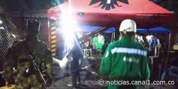 Emergencia por explosión en mina de carbón en Socha, Boyacá - Canal 1