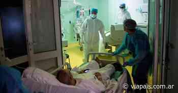 Coronavirus en Córdoba: casi 3.000 personas internadas en camas críticas - Vía País