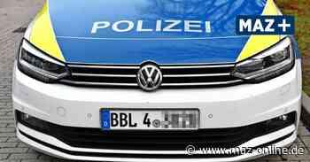 Nauen: Zeuge findet nachts schwer verletzten Mann auf der Straße - Märkische Allgemeine Zeitung
