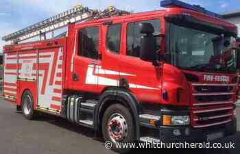 Whitchurch fire crew called to manitou field fire in Woore - Whitchurch Herald