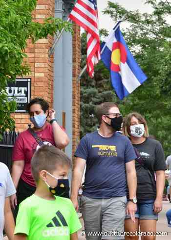 Manitou Springs drops mask mandate, last to ease rule in El Paso County - OutThere Colorado