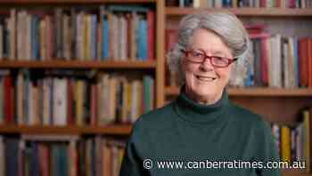 Diane Robin Bell receives Order of Australia medal for literature services - The Canberra Times