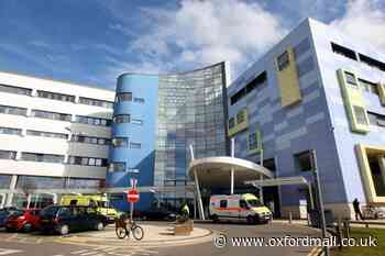 Cladding to be replaced at John Radcliffe Hospital's trauma building four years on from Grenfell