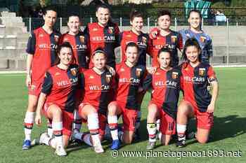 Serie C femminile: il Genoa pareggia col Meda e resta al terzo posto - PianetaGenoa1893 - Pianetagenoa1893.net