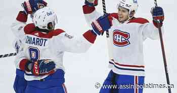 Injured Canadiens forward Jake Evans progressing, will travel to Vegas: coach - Assiniboia Times
