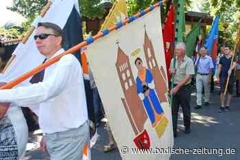 Fest der Breisacher Stadtpatrone erst im Oktober - Breisach - Badische Zeitung