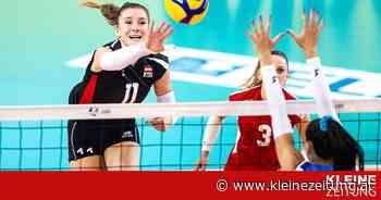 Volleyball: Österreichs Damen verpassen Aufstieg in die Golden League - Kleine Zeitung