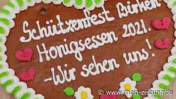 Birken-Honigsessen: Schützenfest rückt in greifbare Nähe - Kreis Altenkirchen - Rhein-Zeitung