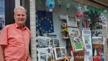 EM: Fenster zur großen und kleinen Fußballwelt - Kreis Altenkirchen - Rhein-Zeitung