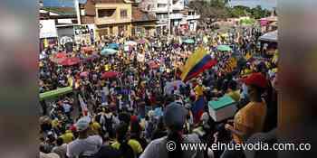 ¡Atento! Este lunes festivo habrá manifestaciones en Ibagué: conozca la agenda - El Nuevo Dia (Colombia)