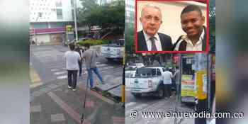 Denuncian que Miguel Polo Polo se movió por Ibagué en carros de la Policía - El Nuevo Dia (Colombia)
