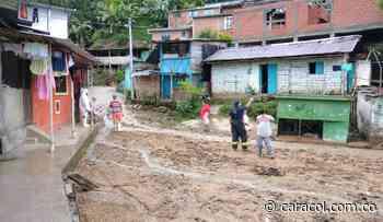Varias emergencias por fuerte tormenta eléctrica en Ibagué - Caracol Radio