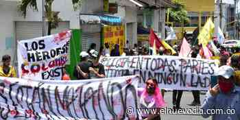 El paro continúa en Ibagué: esta es la agenda para el día de hoy - El Nuevo Dia (Colombia)
