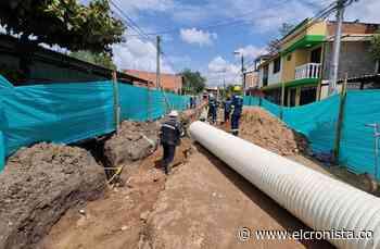 Modernizan redes de acueducto y alcantarillado en Ibagué - El Cronista