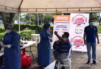 Asista a la Gobernación del Tolima y a Clinaltec para vacunarse en Ibagué - Alerta Tolima