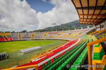 Reparos a obras de estadio de Ibagué - El Cronista