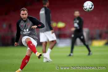 Eriksen may not play football professionally again, says cardiologist - Barrhead News