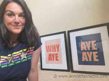 Haway the prints: Sunderland mum's side business honouring Mackem heritage proves a hit - Sunderland Echo