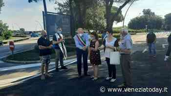Bibione, inaugurato il primo tratto di pista ciclabile su via Baseleghe - VeneziaToday