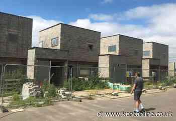 Life on an abandoned luxury housing estate