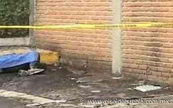 La muerte lo sorprende en calles de Santa María La Calera - El Sol de Puebla