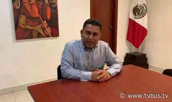 Retoma Víctor sus actividades como presidente municipal de Santa María Jacatepec - TV BUS Canal de comunicación urbana