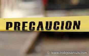 Veloz trailero choca al rebasar en Santa María del Río * El accidente ocurrió al filo de - Código San Luis