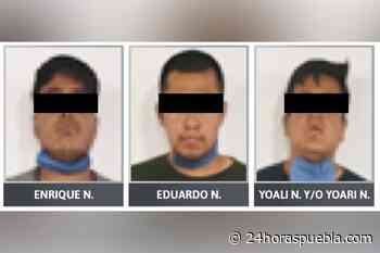 A proceso tres sujetos por homicidio en Santa María Moyotzingo - 24 Horas El Diario Sin Límites Puebla