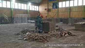 Comenzó remodelación del Gimnasio IND de calle Magallanes en Coyhaique - Radio Santa Maria