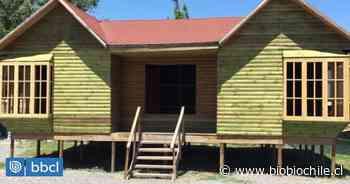 Quince familias denuncian estafa de Casas Santa María en compra de viviendas prefabricadas - BioBioChile