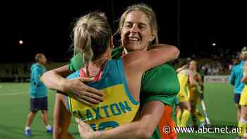 Rachael Lynch bounces back from controversial axing to make Hockeyroos Olympic squad